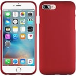 Insten Hard Rubberized Case For Apple iPhone 7/ 8, Red