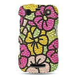 Insten Hard Rhinestone Case For BlackBerry Curve 9360 - Colorful