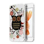 Insten Owl Gel Cover Case For Apple iPhone 7 - Colorful