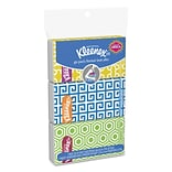 Kleenex® On The Go Packs Facial Tissue, 3-Ply, White, 30 Sheets/Pack, 36 Packs/Carton (KCC 11976)