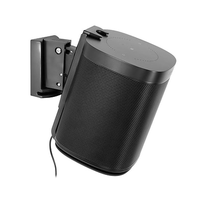 Mount-It! Wall Mount for Speakers, Black (MI-SB434)