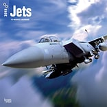 Jets 2018 12 x 12 Inch Monthly Square Wall Calendar