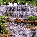 Michigan Nature 2018 12 x 12 Inch Monthly Square Wall Calendar