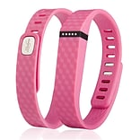 Zodaca 3D TPU Wristband Replacement Small Band Bracelet Wireless Activity Tracker Clasp for Fitbit F