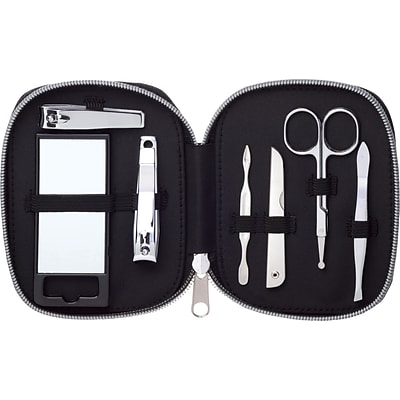 Natico Chrome Plated Manicure Set, 8 pcs (60-9481)