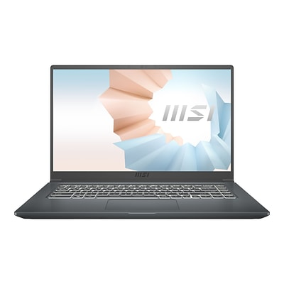 MSI Modern 15 A11SB-059 15.6 Notebook, Intel i7, 32GB Memory, 1TB SSD, Windows 10 Pro (MODERN15A059)