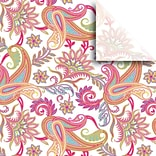 JAM Paper® Printed Gift Tissue, Paisley, 20 x 30, 240 Sheets (115BPT3931)