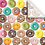 JAM Paper® Printed Gift Tissue, Donuts, 20 x 30, 240 Sheets (115BPT2191)