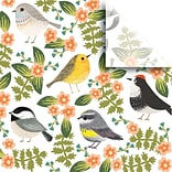 JAM Paper® Printed Gift Tissue, Birdie, 20 x 30, 240 Sheets (115BPT2311)
