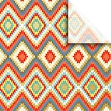 JAM Paper® Printed Gift Tissue, Bohemian, 20 x 30, 240 Sheets (115BPT1211)