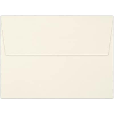 LUX A7 Invitation Envelopes (5 1/4 x 7 1/4) 50/Pack, Rolland Opaque - 70lb. Natural (4880-RO70N-50)