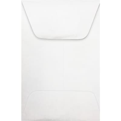 LUX #1 Coin Envelopes (2 1/4 x 3 1/2) 50/Pack, 14lb. Tyvek (1CO-14T-50)