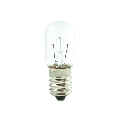 Bulbrite Incandescent (INC) T5.5 8W Dimmable 2700K Warm White Light Bulb, 50 Pack (715002)