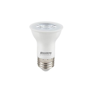 Bulbrite LED PAR16 6W Dimmable 2700K Warm White Light Bulb, 1 Pack (771412)