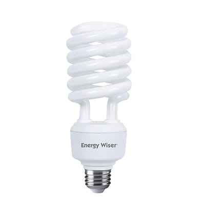 Bulbrite Compact Fluorescent (CFL) T4 40W 2700K Warm White Light Bulb, 4 Pack (509540)