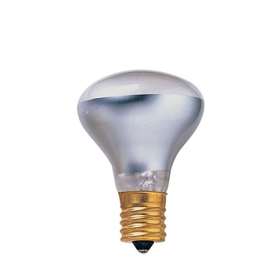 Bulbrite Incandescent (INC) R14 40W Dimmable 2700K Warm White Flood Light Bulb, 10 Pack (201040)