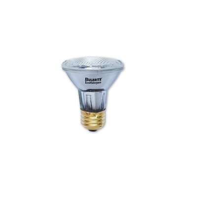 Bulbrite Halogen PAR20 39W Dimmable 2900K Soft White Flood Light Bulb, 6 Pack (682435)