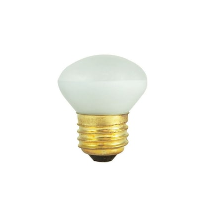 Bulbrite Incandescent (INC) R14 40W Dimmable 2700K Warm White Flood Light Bulb, 10 Pack (200040)