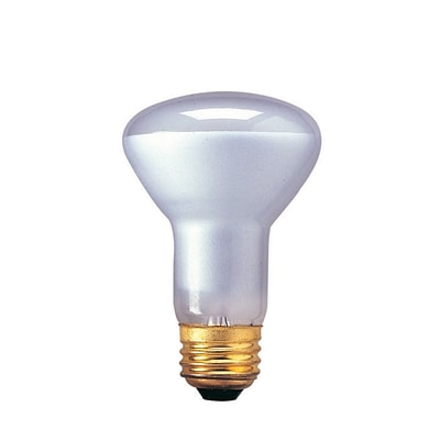 Bulbrite Incandescent (INC) R20 45W Dimmable 2700K Warm White Spot Light Bulb, 6 Pack (292104)