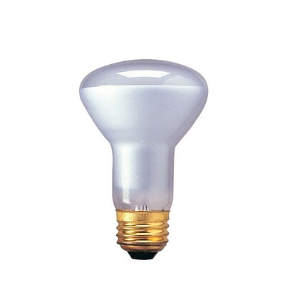 Bulbrite Incandescent (INC) R20 45W Dimmable 2700K Warm White Flood Light Bulb, 6 Pack (292004)