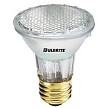 Bulbrite Halogen PAR20 35W Dimmable 2900K Soft White 30D Light Bulb, 6 Pack (682033)
