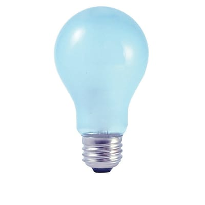 Bulbrite Incandescent (INC) A19 43W Dimmable Frost True Daylight 2900K Soft White Light Bulb, 6 Pack (616343)