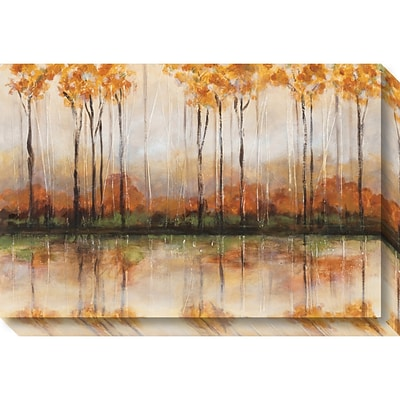 Amanti Art Canvas Art Gallery Wrap Treeline by Jack Roth 30 x 20H (DSW3906492)