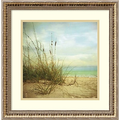 Amanti Art Framed Art Print A Place To Be by Donna Geissler 18 x 18H, Frame Gold (DSW3908924)