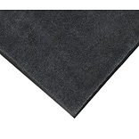 M+A Matting Plush Indoor Mat, 95 x 45, Midnight Grey Cleated (1806748590)