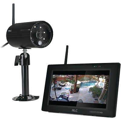 ALC AWS337 Observer HD 1080p Full HD 4-Channel 7 Touchscreen Monitor with 1 Camera
