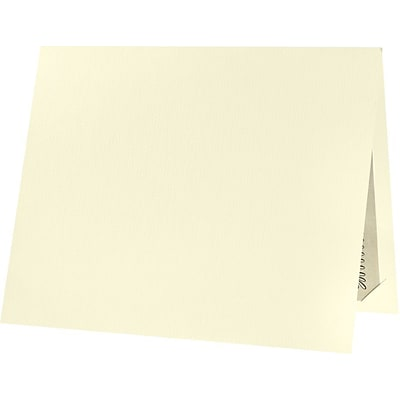 LUX Certificate Holders 50/Pack, Natural Ivory Linen (CHEL185BN10050)