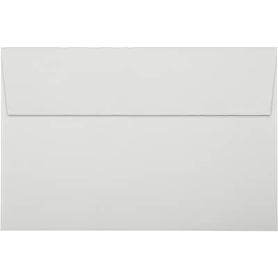 LUX A9 Invitation Envelopes (5 3/4 x 8 3/4) 250/Pack, Pastel Gray (SH4895-03-250)