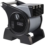 Lasko Pro-Performance High Velocity Utility Fan with Integrated Power Outlets (4905)