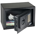 FireKing Personal Steel Standard Home Safe with Keypad Lock, 0.3 Cu. Ft. (HS1207)