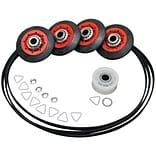 ERP Exact Replacement Parts ER4392067 Dryer Drum Roller/Idler/Belt Kit for Whirlpool
