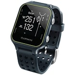 Garmin 010-03723-02 Approach S20 GPS Golf Watch, Slate