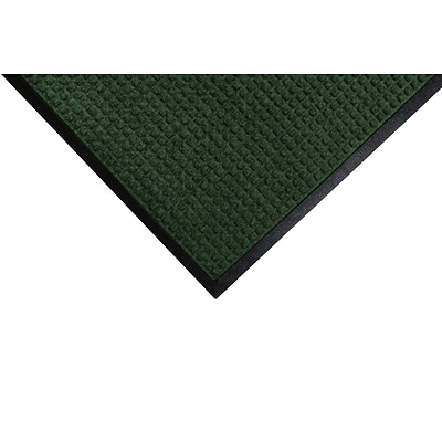 M+A Matting WaterHog Classic Entrance Mat, 69 x 45, Evergreen Smooth (2005946170)