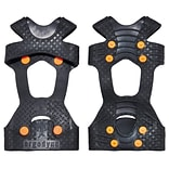 Ergodyne TREX 6300TC Tungsten Carbide Ice Traction Device, 2XL, 2/Pair (16736)