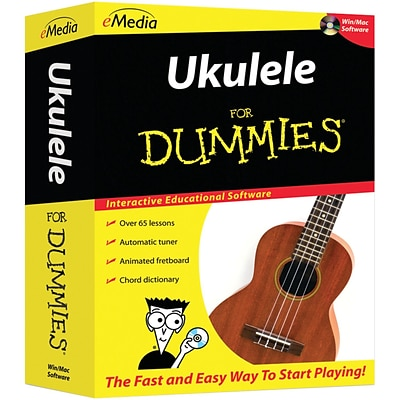 eMedia Music Ukulele for Dummies (FD10161)