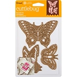 Cuttlebug A2 Cut & Emboss Die-Butterfly Trio
