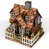 Sizzix Bigz Die By Tim Holtz 5.5X6-Village Bungalow
