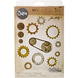 Sizzix Bigz Large Die By Tim Holtz 6X8.75-Industrial