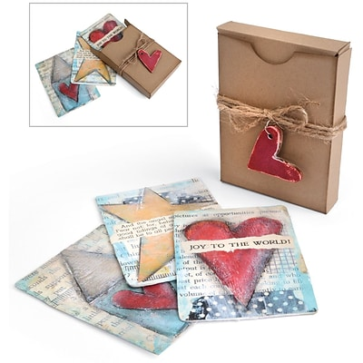 Sizzix Bigz XL Die 6X13.75-Box & Card