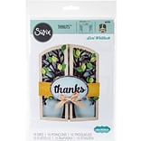 Sizzix Thinlits Dies By Lori Whitlock 15/Pkg -Tree Gatefold Card