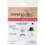 Stamping Bella Cling Stamp 6.5X4.5-Unicorn Add-Ons