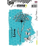Carabelle Studio Cling Stamp A6-Loving Thoughts