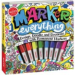 Marker Everything Book Kit-