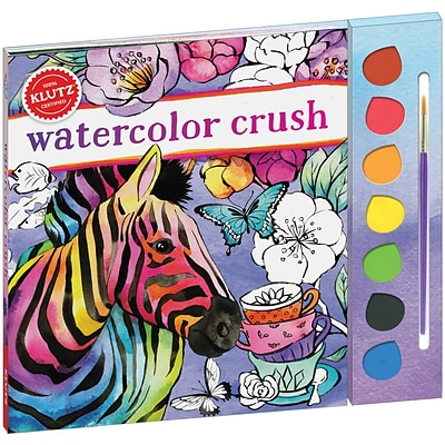 Watercolor Crush Kit-
