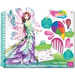 Splash Of Color Deluxe Kit-Fairy Fantasy