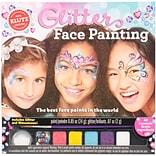 Glitter Face Painting Book Kit-